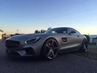 Tuning Folierung Mercedes AMG GT S Edition One 10 190x143 Car Wrapping Kuhnert   Mercedes AMG GT S Edition One