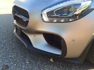 Tuning Folierung Mercedes AMG GT S Edition One 17 190x143 Car Wrapping Kuhnert   Mercedes AMG GT S Edition One