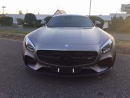 Tuning Folierung Mercedes AMG GT S Edition One 2 190x143 Car Wrapping Kuhnert   Mercedes AMG GT S Edition One