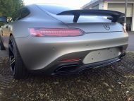 Tuning Folierung Mercedes AMG GT S Edition One 4 190x143 Car Wrapping Kuhnert   Mercedes AMG GT S Edition One