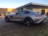 Tuning Folierung Mercedes AMG GT S Edition One 5 190x143 Car Wrapping Kuhnert   Mercedes AMG GT S Edition One