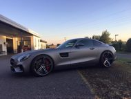 Tuning Folierung Mercedes AMG GT S Edition One 6 190x143 Car Wrapping Kuhnert   Mercedes AMG GT S Edition One