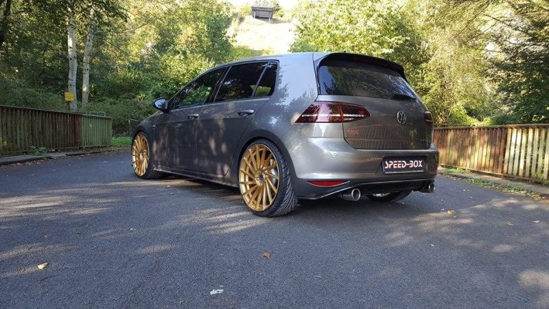 VW Golf 7 GTI Performance Ultrawheels Tuning 1 Dezenter Style   VW Golf 7 GTI Performance by Speed Box GmbH