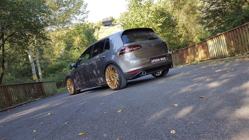 VW Golf 7 GTI Performance Ultrawheels Tuning 2 Dezenter Style   VW Golf 7 GTI Performance by Speed Box GmbH