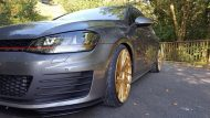 VW Golf 7 GTI Performance Ultrawheels Tuning 6 190x107 Dezenter Style   VW Golf 7 GTI Performance by Speed Box GmbH