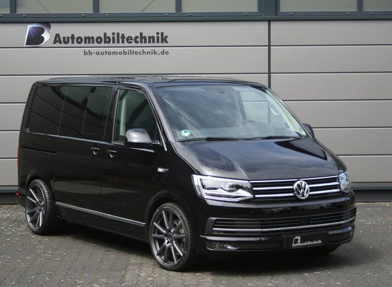 VW T6 Multivan Tuning Chip BB Automobiltechnik 4 320PS & 490NM VW T6 Multivan von B&B Automobiltechnik