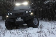 Viking 29031 tuning Vehicle Russland 10 190x127 Video: Nicht zu stoppen   Viking All Terrain Monster aus Russland