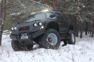 Viking 29031 tuning Vehicle Russland 13 190x127 Video: Nicht zu stoppen   Viking All Terrain Monster aus Russland