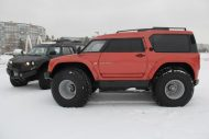 Viking 29031 tuning Vehicle Russland 2 190x127 Video: Nicht zu stoppen   Viking All Terrain Monster aus Russland