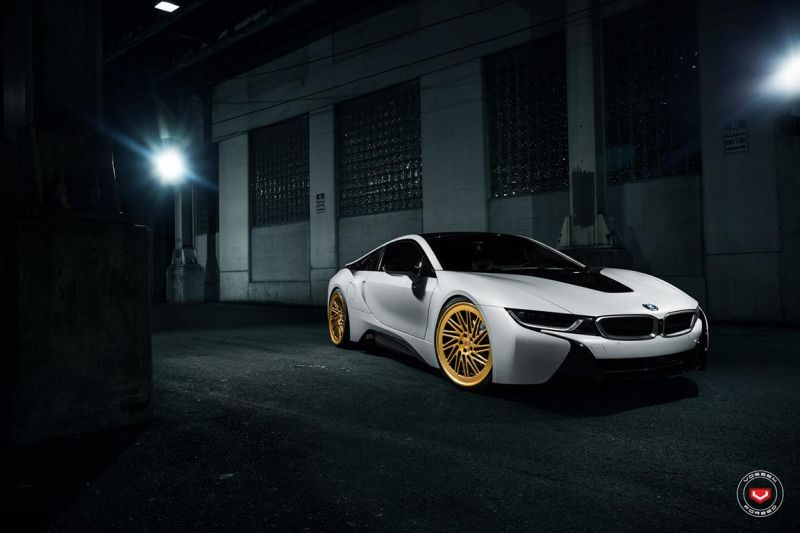 Vossen Wheels LC-105T Tuning BMW i8 (6)