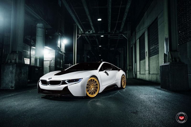Vossen Wheels LC-105T Tuning BMW i8 (7)