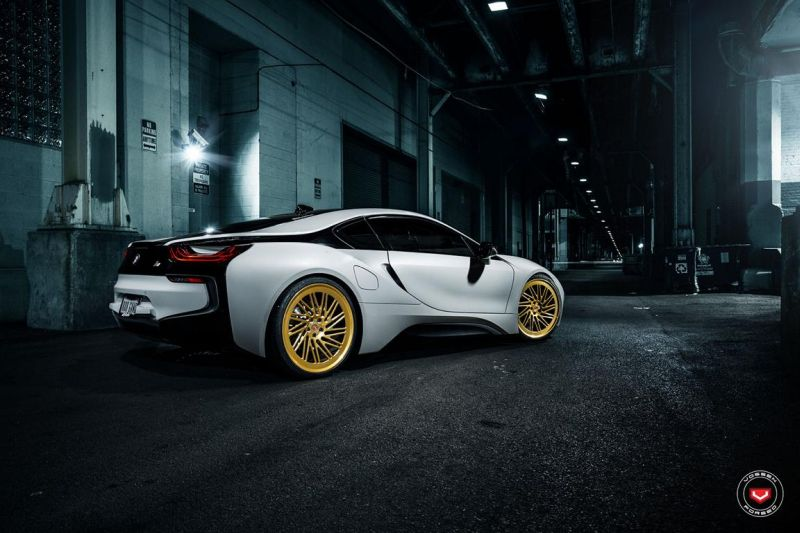 Vossen Wheels LC-105T Tuning BMW i8 (8)