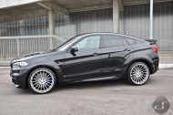 Widebody BMW X6M F86 Hamann Tuning 12 190x126 Widebody BMW X6M F86 von DS automobile & autowerke