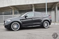 Widebody BMW X6M F86 Hamann Tuning 13 190x126 Widebody BMW X6M F86 von DS automobile & autowerke