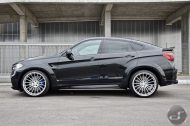 Widebody BMW X6M F86 Hamann Tuning 14 190x126 Widebody BMW X6M F86 von DS automobile & autowerke