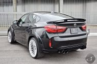Widebody BMW X6M F86 Hamann Tuning 16 190x126 Widebody BMW X6M F86 von DS automobile & autowerke