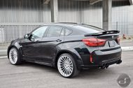 Widebody BMW X6M F86 Hamann Tuning 18 190x126 Widebody BMW X6M F86 von DS automobile & autowerke