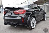 Widebody BMW X6M F86 Hamann Tuning 20 190x126 Widebody BMW X6M F86 von DS automobile & autowerke