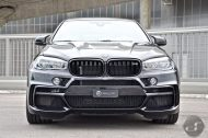 Widebody BMW X6M F86 Hamann Tuning 4 190x126 Widebody BMW X6M F86 von DS automobile & autowerke