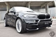 Widebody BMW X6M F86 Hamann Tuning 6 190x126 Widebody BMW X6M F86 von DS automobile & autowerke