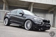 Widebody BMW X6M F86 Hamann Tuning 8 190x126 Widebody BMW X6M F86 von DS automobile & autowerke