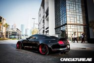 Widebody Ford Mustang GT AMP tuning 19 190x127 Mega fett   Widebody Ford Mustang S550 von Simon Motorsport