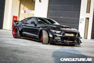 Widebody Ford Mustang GT AMP tuning 2 190x127 Mega fett   Widebody Ford Mustang S550 von Simon Motorsport