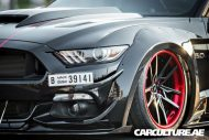 Widebody Ford Mustang GT AMP tuning 24 190x127 Mega fett   Widebody Ford Mustang S550 von Simon Motorsport