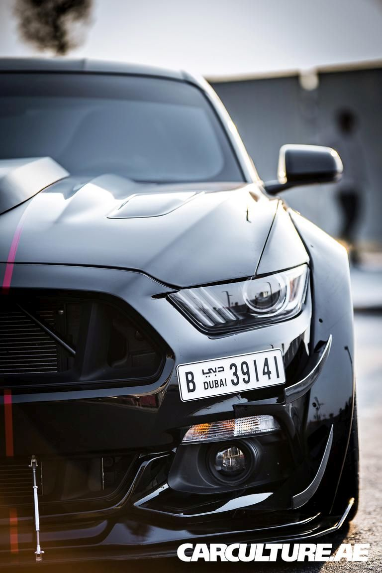 Widebody Ford Mustang GT AMP tuning (31)