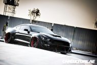 Widebody Ford Mustang GT AMP tuning 33 190x127 Mega fett   Widebody Ford Mustang S550 von Simon Motorsport