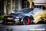 Widebody Ford Mustang GT AMP tuning 40 190x127 Mega fett   Widebody Ford Mustang S550 von Simon Motorsport