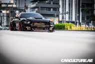 Widebody Ford Mustang GT AMP tuning 43 190x127 Mega fett   Widebody Ford Mustang S550 von Simon Motorsport
