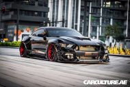 Widebody Ford Mustang GT AMP tuning 44 190x127 Mega fett   Widebody Ford Mustang S550 von Simon Motorsport