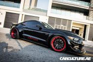 Widebody Ford Mustang GT AMP tuning 5 190x127 Mega fett   Widebody Ford Mustang S550 von Simon Motorsport
