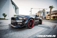 Widebody Ford Mustang GT AMP tuning 65 190x127 Mega fett   Widebody Ford Mustang S550 von Simon Motorsport