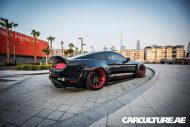 Widebody Ford Mustang GT AMP tuning 68 190x127 Mega fett   Widebody Ford Mustang S550 von Simon Motorsport