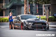 Widebody Ford Mustang GT AMP tuning 78 190x127 Mega fett   Widebody Ford Mustang S550 von Simon Motorsport