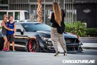 Widebody Ford Mustang GT AMP tuning 79 190x127 Mega fett   Widebody Ford Mustang S550 von Simon Motorsport