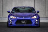 Widebody Kit Work Wheels Toyota GT86 Kuhl Racing 2017 2 190x127 Widebody Kit & Work Wheels am Toyota GT86 von Kuhl Racing