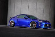 Widebody Kit Work Wheels Toyota GT86 Kuhl Racing 2017 4 190x127 Widebody Kit & Work Wheels am Toyota GT86 von Kuhl Racing