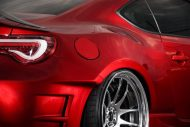 Widebody Kit Work Wheels Toyota GT86 Tuning Kuhl Racing 10 190x127 Widebody Kit & Work Wheels am Toyota GT86 von Kuhl Racing
