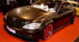 Widebody Mercedes S Klasse W221 Tuning Livani Wheels 11 1 e1473058597203 310x165 Black Series Widebody Style Mercedes C Klasse W204 by FL