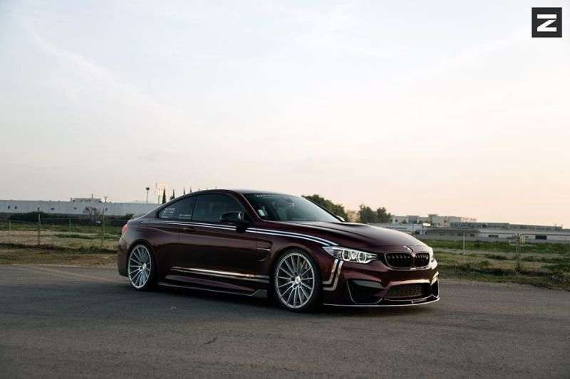 ZITO ZS15 Felgen BMW M4 F82 Coupe Tuning (1)
