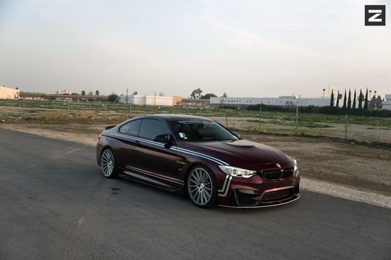 ZITO ZS15 Felgen BMW M4 F82 Coupe Tuning (14)