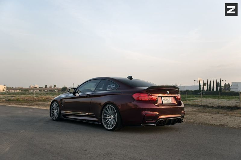 ZITO ZS15 Felgen BMW M4 F82 Coupe Tuning (15)