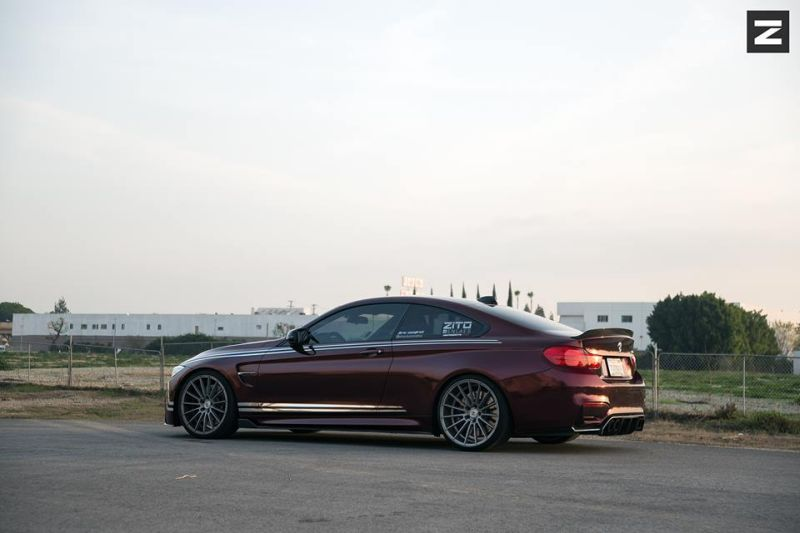 ZITO ZS15 Felgen BMW M4 F82 Coupe Tuning (2)