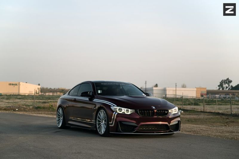 ZITO ZS15 Felgen BMW M4 F82 Coupe Tuning (5)