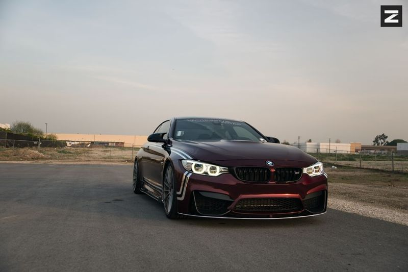 ZITO ZS15 Felgen BMW M4 F82 Coupe Tuning (7)