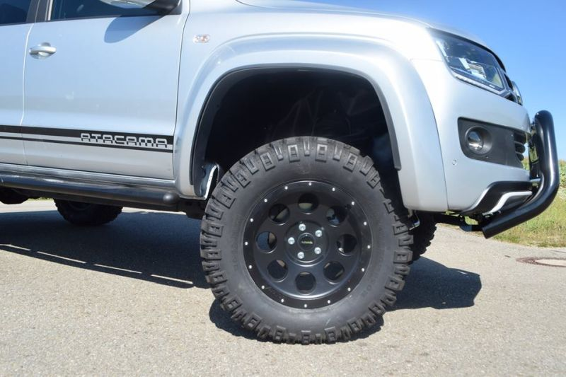 delta4x4 Tuning am VW Amarok Pickup 2 Fotostory: delta4x4 Tuning am VW Amarok Pickup