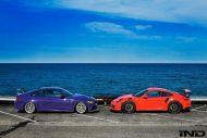 tuning bmw m4 porsche gt3 rs 2016 1 190x127 Fotstory: BMW M4 F82 von iND trifft auf Porsche GT3 RS